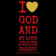 I [Love Heart] God And My Lord Jesus Christ