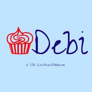 [Cupcake] Debi
