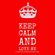 [Crown] Keep Calm And Love Me