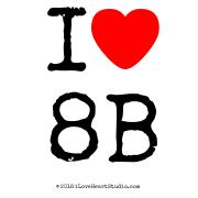 I [Love Heart] 8b