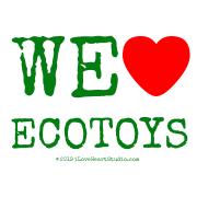 We [Love Heart] Ecotoys