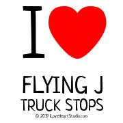 I [Love Heart] Flying J Truck Stops
