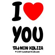 I [Love Heart] You Tajmin Koliza