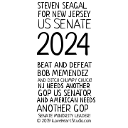 Steven Seagal For New Jersey Us Senate 2024 Beat And Defeat Bob Memendez And Ditch Chumpy Chuck! Nj Needs Another Gop Us Senator And American Needs Another Gop Senate Minority Leader!
