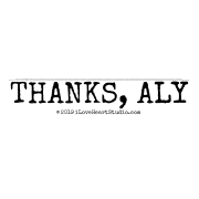 Hello There, My Name Is Aly And I Would Like To Know If You Would Have Any Interest To Have Your Website Here At Iloveheartstudio.com Promoted As A Resource On Our Blog Alychidesign.com ?  We Are Updating Our Do-follow Broken Link Resources To Include Current And Up To Date Resources For Our Readers. If You May Be Interested In Being Included As A Resource On Our Blog, Please Let Me Know.  Thanks, Aly
