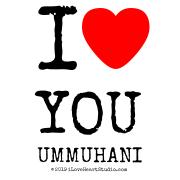I [Love Heart] You Ummuhani
