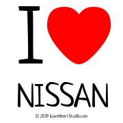 I [Love Heart] Nissan