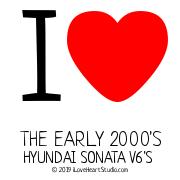 I [Love Heart] The Early 2000