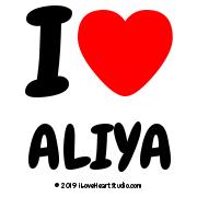 I [Love Heart] Aliya