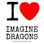 I [Love Heart] Imagine Dragons
