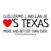 Guillermo J. Avellan Jr. [Love Heart]