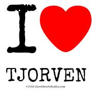 I [Love Heart] Tjorven