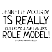 Jennette Mccurdy Is Really Guillermo J. Avellan Jr.