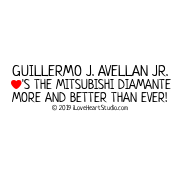 Guillermo J. Avellan Jr. [Love Heart]