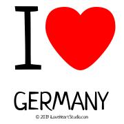 I [Love Heart] Germany
