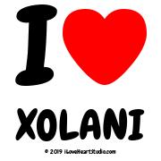 I [Love Heart] Xolani
