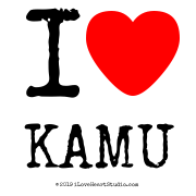 I [Love Heart] Kamu