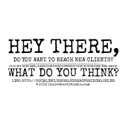 Hey There, Do You Want To Reach New Clients?  We Are Personally Welcoming You To Sign Up With One Of The Leading Influencer And Affiliate Networks On The Internet. This Network Finds Influencers And Affiliates In Your Niche Who Will Promote Your Company On Their Websites And Social Media Channels. Advantages Of Our Program Consist Of: Brand Exposure For Your Product Or Service, Increased Trustworthiness, And Potentially More Customers.  It Is The Most Safe, Easiest And Most Efficient Way To Increase Your Sales!  What Do You Think? Link: Http://socialinfluencer.nicheadvertising.online