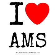 I [Love Heart]  Ams