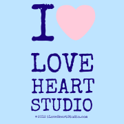 I [Love Heart] Love Heart Studio