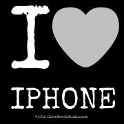 I [Love Heart] Iphone