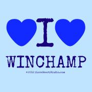 [Love Heart] I [Love Heart] Winchamp