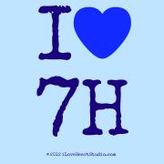 I [Love Heart] 7h