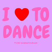 I [Love Heart] To Dance