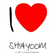 I [Love Heart]   Shayoom
