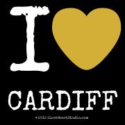 I [Love Heart] Cardiff