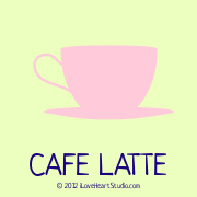 [Cup] Cafe Latte