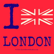 I  [UK Flag] London