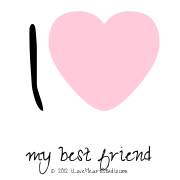 I [Love Heart] My Best Friend