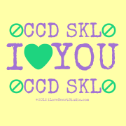 [No Sign] Ccd Skl [No Sign] I [Love Heart] You [No Sign] Ccd Skl [No Sign]