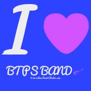 I [Love Heart] Btps Band [Electric Guitar]