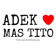 Adek [Love Heart] Mas Tito