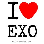 I [Love Heart] Exo