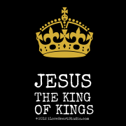 [Crown] Jesus The King Of Kings