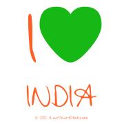 I [Love Heart] India