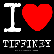 I [Love Heart] Tiffiney