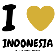 I [Love Heart] Indonesia