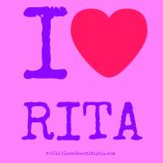 I [Love Heart] Rita