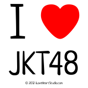 I [Love Heart] Jkt48