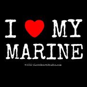 I [Love Heart] My Marine