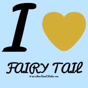 I [Love Heart] Fairy Tail