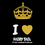 [Crown] I [Love Heart] Fairy Tail