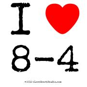 I [Love Heart]  8-4