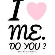 I [Love Heart] Me. Do You ?