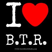 I [Love Heart] B.t.r.