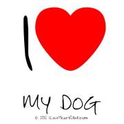 I [Love Heart] My Dog
